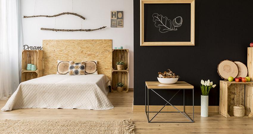Natural Materials Home Decor Bring Nature Indoors Organic Decorating
